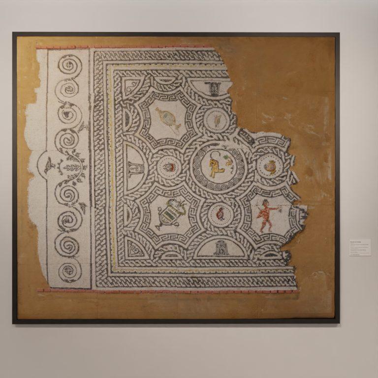 Mosaico de Ciavieja