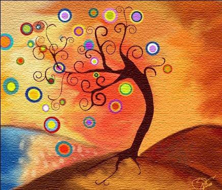 ORIGINAL: 2008. ÁRBOL ABSTRACTO. LORENA GABRIELA GRASSIANO. abstracción lírica (2)