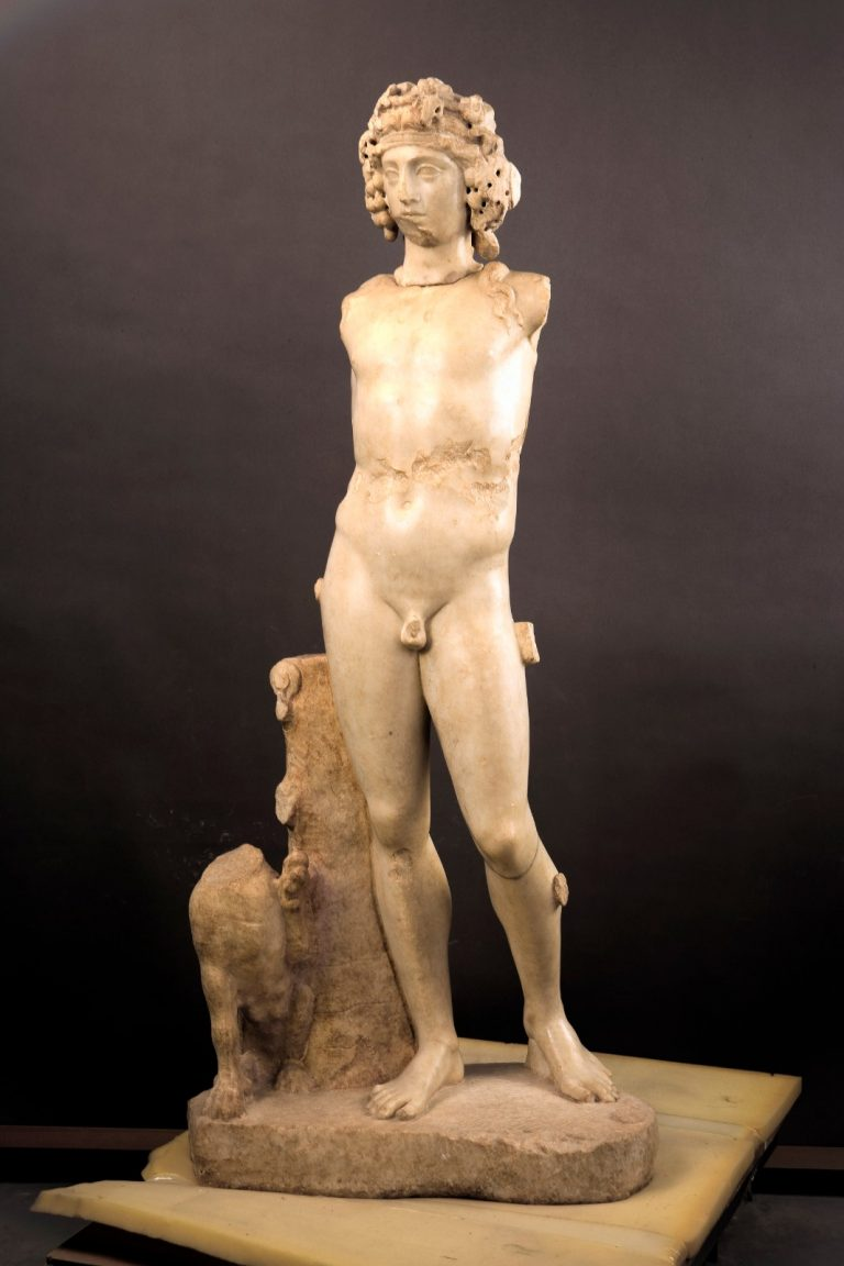 Dionisos de El Villar original